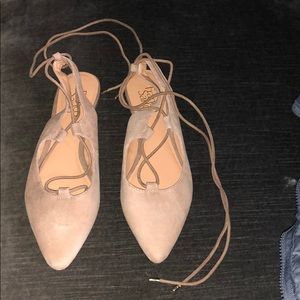Franco sarto flats shoes size 8m